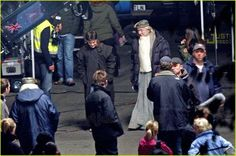 behind the scenes of the Harry Potter Movies, dumpaday - Dump A Day Harry Potter Films, Harry Potter Love, Harry Potter Universal, Harry Potter World, Hermione, Draco, Nicolas Flamel, Hogwarts, Slytherin