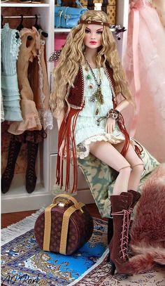 Groovy Barbie