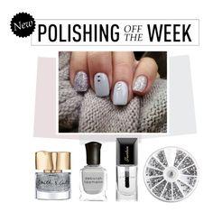 """Polishing Off the Week"" by polyvore-editorial ❤ liked on Polyvore featuring beauty, Smith & Cult, Deborah Lippmann, Guerlain, nailpolish, polishingofftheweek and newnownails"