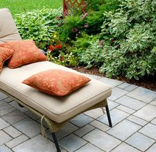 Recover a Patio Chair Cushion