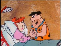 The Flintstones - Birth of Pebbles Flintstone with Wilma and Fred - Hanna-Barbera Good Cartoons, Best Cartoons Ever, Old School Cartoons, Famous Cartoons, Hanna Barbera, Pebbles Flintstone, Fred Flintstone, Classic Cartoon Characters, Classic Cartoons