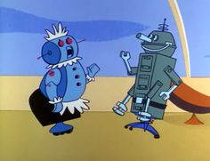 Recapping 'The Jetsons': Episode 08 – Rosey's Boyfriend ...