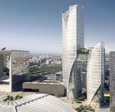 Gallery of Jean Nouvel, Foster + Partners Among 7 Architects to Design Towers for Paris' La Défense District - 6