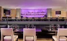 Palms Casino Las Vegas, Hotel Design, Restaurant Design by Bar Napkin Productions, N9NE Steakhouse #BarNapkinProductions