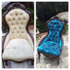 Love me some Blue Velvet...Elvis a Blue Suede shoes would be jealous