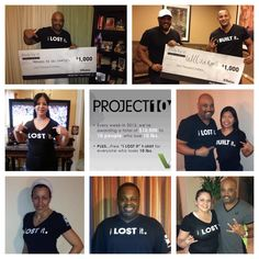 My Team of Project 10 winners