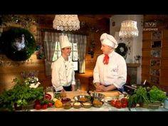 Raczka gotuje -roladki drobiowe z grzybami i oscypkiem oraz cielęcina w sosie jałowcowym - YouTube Polish Food, Polish Recipes, Youtube, Polish Food Recipes, Youtubers, Youtube Movies