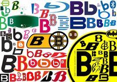 """SanTTcheZ: Alphabet logo typographie: Lettre """"B"""" bySTTZ"""