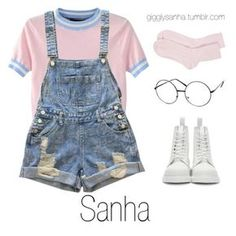 """""""Study Date // Sanha"""" by suga-infires ❤ liked on Polyvore featuring Dr. Martens, Johnstons of Elgin and ZeroUV"""