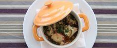 Salada de polvo deliciosa