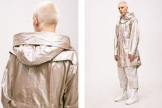 Helmut Lang's 2017 Spring Collection