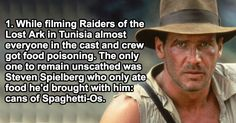 45 Mind Blowing Facts About Indiana Jones