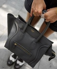 Looking forward to having a Celine Micro Luggage!