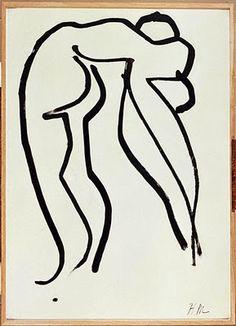 Henri Matisse, Grand Acrobate, c.1952