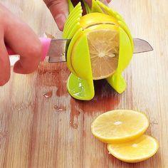 Creative Lemon Fruit Handheld Slicer-3.04 and Free Shipping  GearBest.com