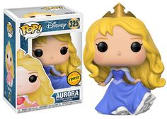 Funko pop. Disney. Sleeping Beauty. Aurora.
