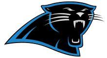 Carolina Panthers - Wikipedia, the free encyclopedia Professional Football Teams, Intarsia Knitting, Nfl Carolina Panthers, National Football League, Cool Designs, Art Designs, Raiders, Cheerleading, Fiber Art