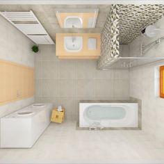 Obklady Enya #3ddesign #bathroomdesign #bathroomvisualization #ceramikaparadyz #enya Alcove, Bathtub, Bathroom, Standing Bath, Washroom, Bathtubs, Bath Tube, Full Bath, Bath