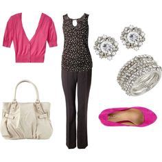Business Casual - Spring Set 03 - Canadian Friendly!, created by jill-parry on Polyvore