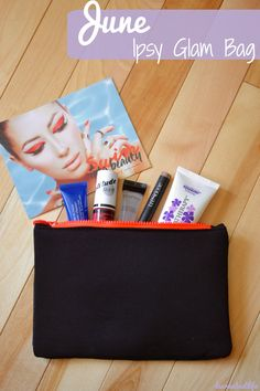 Ipsy Glam Bag for June 2015! Swim Into Beauty   laurasbestlife.com