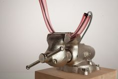 Story Of Levi - art object by Filip Houdek www.filiphoudek.com photo by Anna Plesl