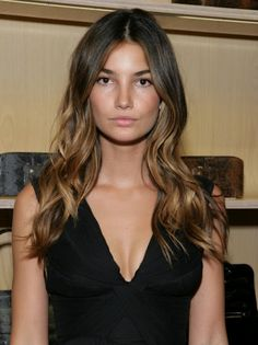 subtle ombre. Planning to get this Dow next semester.