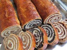 Food Design, Slovakian Food, Bread Recipes, Cooking Recipes, Cake Recipes, Czech Recipes, Croatian Recipes, Tasty, Yummy Food