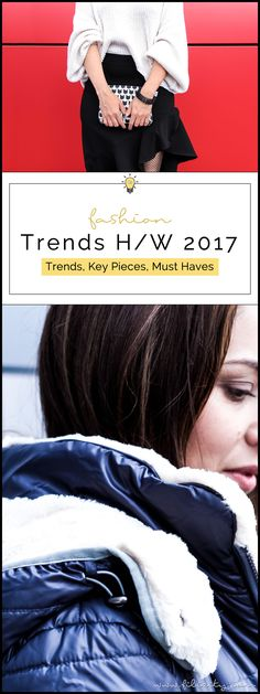 Trendvorschau: Mode-Trends Herbst/Winter 2017/18 | Filizity.com | Fashion-Blog aus Koblenz #volant #karo #blumen #leder #fell