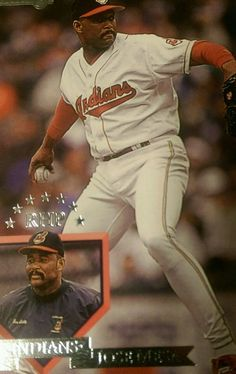 1995 Donruss #58 Jose Mesa: Indians #ClevelandIndians http://stores.ebay.com/Classic-Cardboard-and-Vinyl
