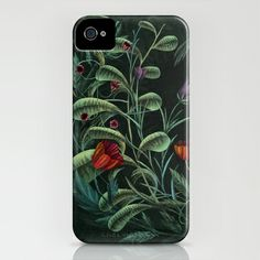 organic #2 iPhone & iPod Case