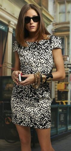 Olivia Palermo-Finally a worthwhile look.  Normally she pairs things that are just too trendy for my taste