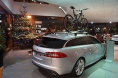 Getting Christmassy at Hartwell Bristol Jaguar!