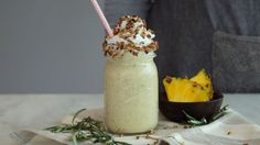 Hummingbird Cake Milkshake: As the most requested recipe in Southern Living history, Hummingbird Cake is a Southern staple. Our sister brand MyRecipes decided to put their own spin on the iconic dessert with this frozen treat.