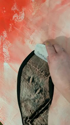 Abstract Painting Techniques, Acrylic Painting Tips, Abstract Art, 3 Piece Canvas Art, Diy Canvas, Canvas Wall Art, Adrian Ghenie, Pizza Project, Original Art For Sale