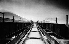 Abandoned GSWR Railway Viaduct, Cahersiveen, Co Kerry, Ireland (Closed 1960)