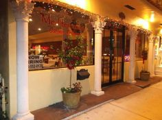 Mediterraneo Cafe  Grille (#3 on trip advisor) - authentic Italian - close at 10pm on weekends. 420 N Federal Hwy Pompano Beach FL 33062. (754) 222-9174.