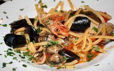 Scialatielli ai frutti di mare: ricetta degli scialatielli fatti in casa allo scoglio
