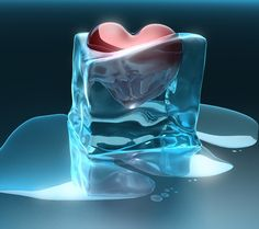 Love, that's what melts an icy heart...
