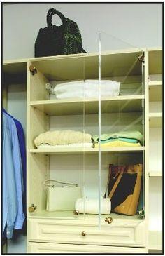 Closets: Closet Storage Accessories From Closet U0026 Storage Concepts