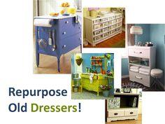 Repurposing+Old+Dressers.jpg 1,400×1,052 pixels