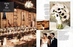 Erik Ekroth: Darin & Dan's wedding at The Green Building