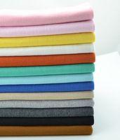 20 *100CM stretchy cotton knitted sweater rib fabric sportswear close cuff fabric