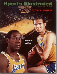 elgin baylor & jerry west ...