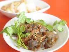 台中大坑美食餐廳 夏日冰涼和風龍衣 Q彈美味 From大台灣旅遊網