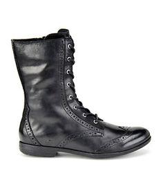 Born Leonis Wingtip Boots | Dillard's Mobile