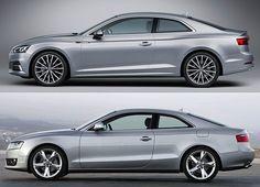 2017 Audi A5 vs. 2015 Audi A5