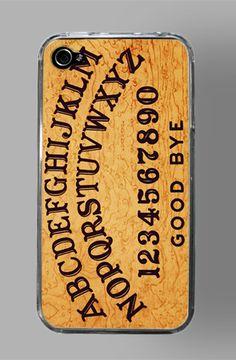 Zero Gravity Black Magic iPhone 4 or 4S Case @ Karmaloop.com #ouija