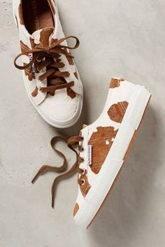 Superga Leahorse Sneakers #anthrofave