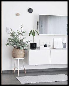Ikea Besta Sideboard viel Stauraum Flachbildschirm - Blumen ...
