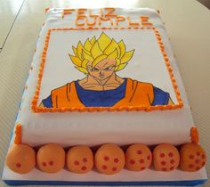Torta Dragon Ball Z